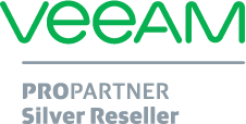 Veeam ProPartner Silver Reseller logo